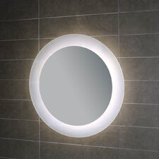 Geometrie Lighted LED Wall Mirror