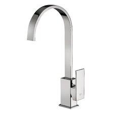Elle Single Handle Kitchen Faucet with Swiveling Spout