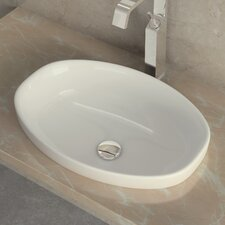 Ceramica I Self Rimming Bathroom Sink