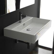 Ceramica II Unlimited Ceramic Bathroom Sink