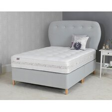 Lavande 1200 Wood Leg Divan Bed