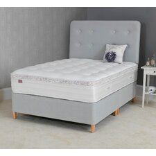 Lavande 1500 Chrome Leg Divan Bed