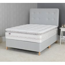 Lavande 2500 Chrome Leg Divan Bed