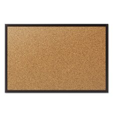 Classic Cork Wall Mounted Bulletin Board