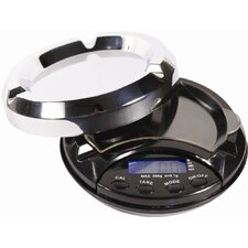 "Taschenwaage rund ""Ashtray Scale"""