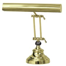 "Advent Piano 13"" H Table Lamp with Novelty Shade"
