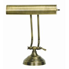 "Advent Piano 10.5"" H Table Lamp with Novelty Shade"