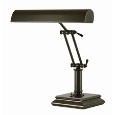 "Desk 14"" H Table Lamp with Novelty Shade"