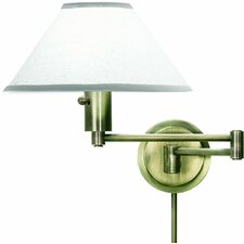Home Office Swing Arm Wall Light
