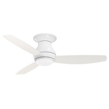 """52"""" Curva Sky 3 Blade Ceiling Fan with Remote"""