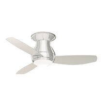 """44"""" Curva Sky 3 Blade Ceiling Fan with Remote"""