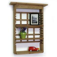 Garden View with 3 Shelves