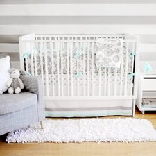 Wink 2 Piece Crib Bedding Set