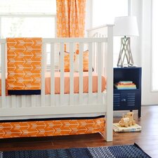Out and About 3 Piece Crib Bedding Set