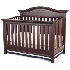 SlumberTime Augusta Molasses Crib 'N' More