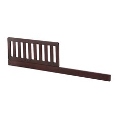Slumber Time Molasses Daybed and Toddler Guardrail Kit