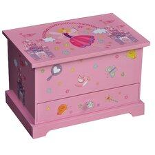 Kerri Girl's Musical Ballerina Jewelry Box