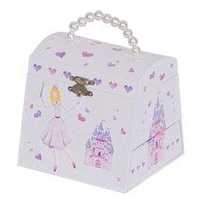 Amy Girl's Musical Ballerina Jewelry Box