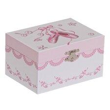 Clarice Girl's Musical Ballerina Jewelry Box