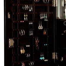 Verona Mirrored Jewelry Armoire