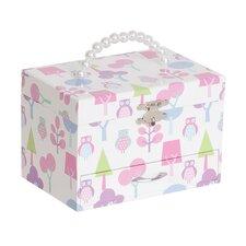 Molly Girl's Musical Ballerina Jewelry Box