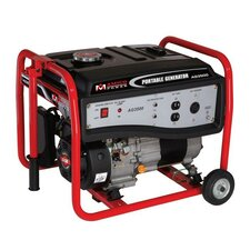 3000 Watt Portable Gasoline Generator