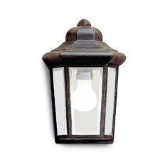 Perseo 1 Light Outdoor Flush Mount