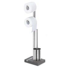 Menoto Free Standing Toilet Brush Set