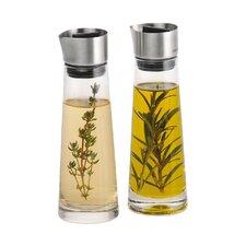 Alinjo Oil & Vinegar Dispenser Set