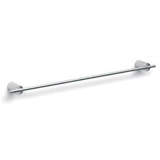 "Duo 23.7"" Wall Mounted Towel Bar"