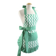 Original Chevron al Bow Women's Apron