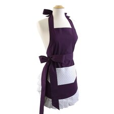 Original Paris Plum Women's Apron