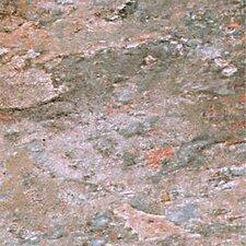 "American Versatal Shale Slate 18"" x 18"" x 2.03mm Luxury Vinyl Tile in Mount Rainier"