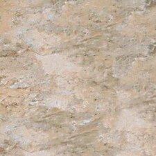 "American Versatal Shale Slate 18"" x 18"" x 2.03mm Luxury Vinyl Tile in Mount Pearl"
