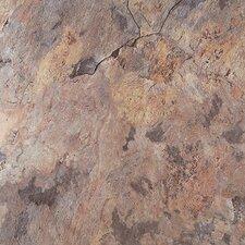 "Solidity 40 Slate 16"" x 16"" x 4.24mm Luxury Vinyl Tile in Sierra"