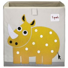 Rhino Toy Box