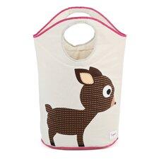 Deer Laundry Hamper