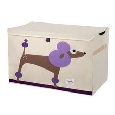 Poodle Toy Chest