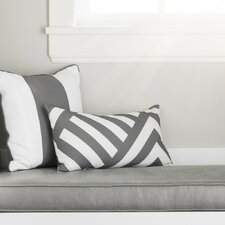 Zara Cotton Lumbar Pillow