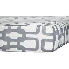Link Flat Crib Sheet