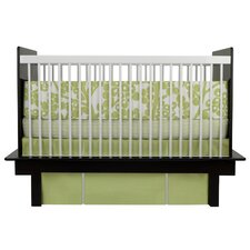 Modern Berries 3 Piece Crib Bedding Set