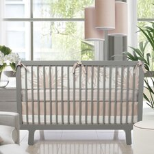 Freesia 3 Piece Crib Bedding Set