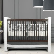 Sticks 3 Piece Crib Bedding Set