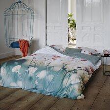 Bettwäsche-Set Fleuri aus 100% Baumwolle Satin