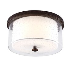 Artizan 1 Light Bowl Ceiling Fan Light Kit