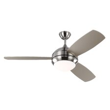 """52"""" Discus Trio 3 Blade Ceiling Fan with Remote"""