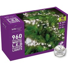 LED Christmas 960 Light String Lighting
