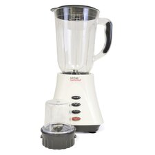 Kitchen Perfected 1.5L 400W Table Blender with Mill