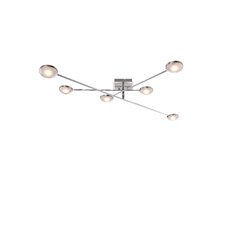 Tina 6 Light Ceiling Spotlight