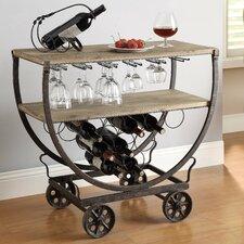 11 Bottle Wine Glass Rack